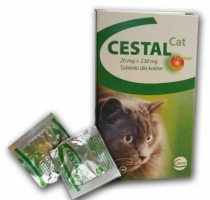 Cestal CatFlavour N2