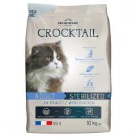 CROCTAIL Adult Sterilized su paukštiena 10kg