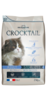 CROCTAIL Adult Sterilized su paukštiena