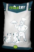 MASTER sausas ėdalas šunims su jautiena