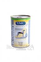 DR. CLAUDER'S SENSIBLE drėgnas maistas suaugusiems alergiškiems šunims su vištiena 400g