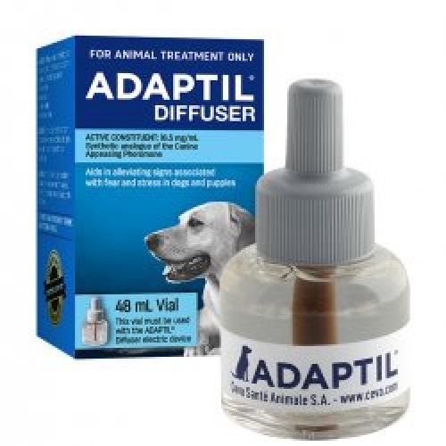 Adaptil feromonai šunims, papildymas