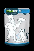 Master Subalansuotas drėgnas maistas katėms su žuvimi