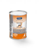 DR. CLAUDER'S SENSIBLE drėgnas maistas suaugusiems alergiškiems šunims su kengūrų mėsa