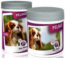 Pet-Phos papildas šunims odai ir kailiui