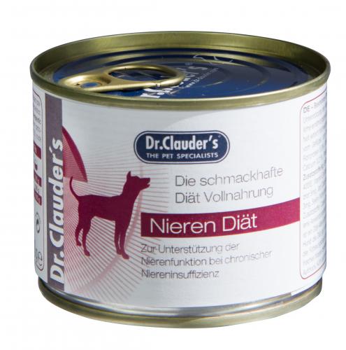 Dr. Clauder's RSD Renal Diet drėgnas maistas šunims, sergantiems inkstų ligomis