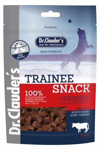 Dr. Clauder's Trainee Snack šunims su jautiena