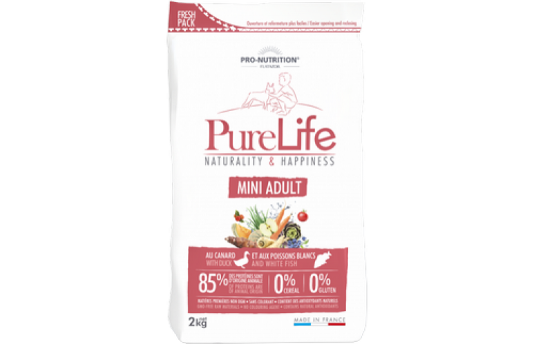 Pro Nutrition PURE LIFE MINI ADULT
