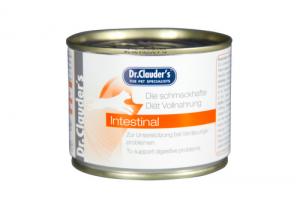 """Dr. Clauder's """"Intestinal Diet"""" drėgnas maistas virškinimo problemų turinčioms katėms"""