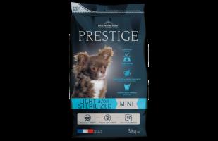 PRESTIGE Light and/or sterilized MINI