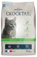 CROCTAIL Adult Multi su vištiena ir daržovėmis 10kg
