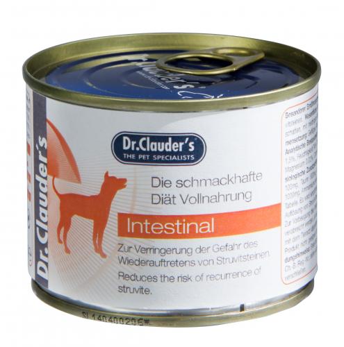 Dr. Clauders IRD Intestinal drėgnas maistas virškinimo problemų turintiems šunims 200g