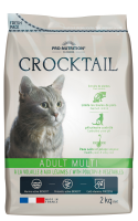 CROCTAIL Adult Multi su vištiena ir daržovėmis 2kg