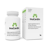 Inucardin- maisto papildas šunims